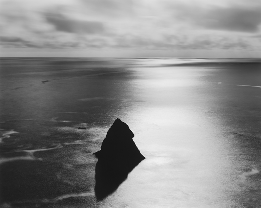 Chip Hooper Northern California Coast, Pacific Ocean, 2005  26 x 32 inches edition of 10 silver print