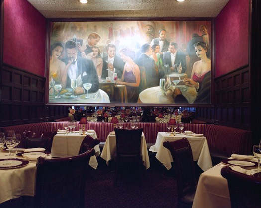 Delmonico's, 56 Beaver Street, 2009  16 x 20 inches 36 x 43 inches 48 x 57 inches edition of 10 chromogenic dye coupler print