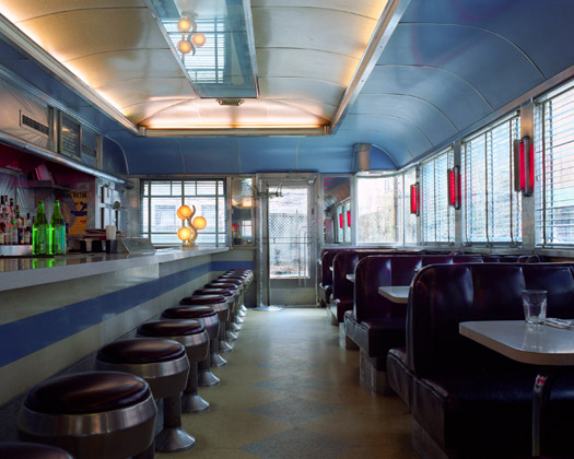 Relish, 225 Wythe Avenue, Brooklyn, 2009  16 x 20 inches 36 x 43 inches 48 x 57 inches edition of 10 chromogenic dye coupler print