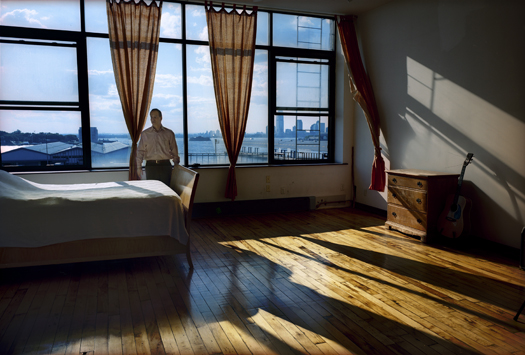 Out My Window, Brooklyn Heights, 2007 20 x 24 inches edition of 10 archival pigment print also available in the following size: 40 x 50 inches edition of 5