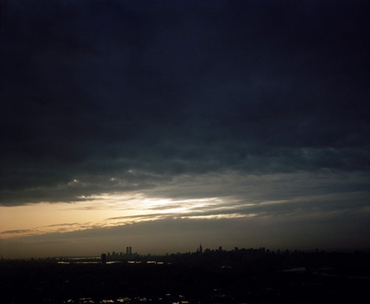 Leo Rubinfien Leaving New York, 1993 20 x 24 inches archival pigment print