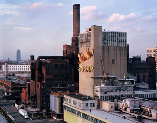 Jimi Billingsley Domino Sugar, Brooklyn, 2003 20 x 24 inches chromogenic dye coupler print