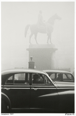 London, 1951 14 x 11 inches silver print