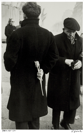 Paris, 1951-52 14 x 11 inches silver print