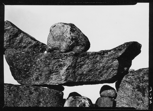 Martha's Vineyard, 1950 5 x 7 inches silver contact print