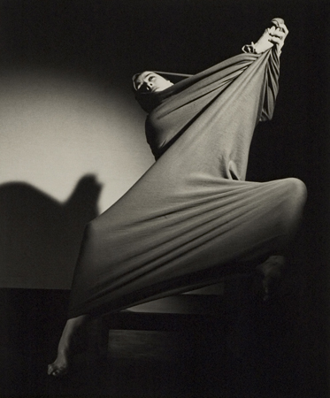 Barbara Morgan Martha Graham, Lamentation, 1940 16 x 20 inches silver print