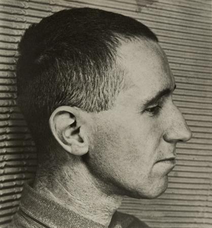 ringl+pit Bertolt Brecht, 1931 8.4 x 7.8 inches silver print