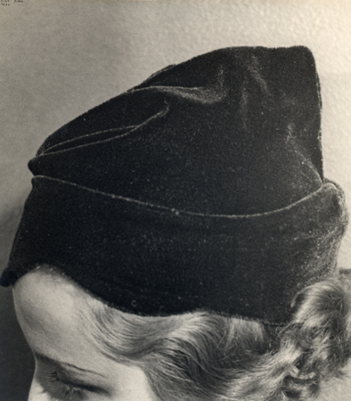 Ilse Bing Paris, 1932 9.75 x 8.75 inches vintage silver print