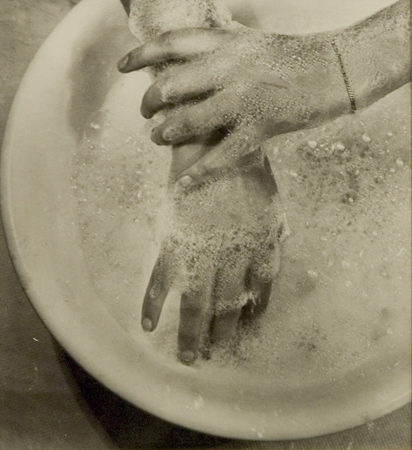 ringl+pit Soapsuds, 1930 10 x 9 inches silver print