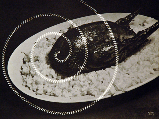 Man Ray Cuisine, 1931 7.75 x 10.25 inches vintage photogravure Ex-Collection: Richard A. Lorenz