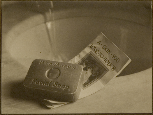 Margaret Watkins Untitled (Woodbury's Facial Soap Advertisements), 1924 6 x 8 inches vintage palladium print