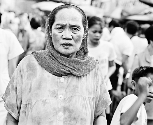 Manila, 2005, in Quiapo 35 x 42.5 inches edition of 15 archival pigment print also available in the following sizes: 23 x 28 inches 60 x 72 inches