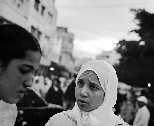 Casablanca, 2004, in the Casbah El-Habous 35 x 42.5 inches edition of 15 archival pigment print also available in the following sizes: 23 x 28 inches 60 x 72 inches