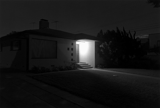 Night Walk #28, Los Angeles, CA, 1995 20 x 24 inches edition of 12 silver print
