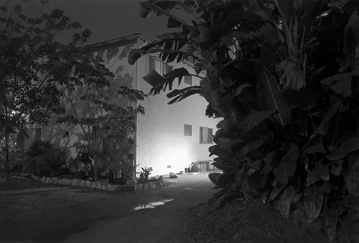 Night Walk #43, Los Angeles, CA, 1995 20 x 24 inches edition of 12 silver print