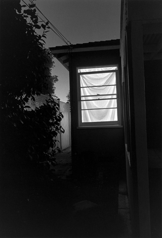 Night Walk #49, Los Angeles, CA, 1998 24 x 20 inches edition of 12 silver print