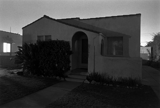 Night Walk #14, Los Angeles, CA, 1996 20 x 24 inches edition of 12 silver print