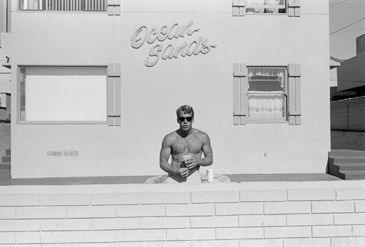Southern California, 1985 20 x 24 inches edition of 12 silver print