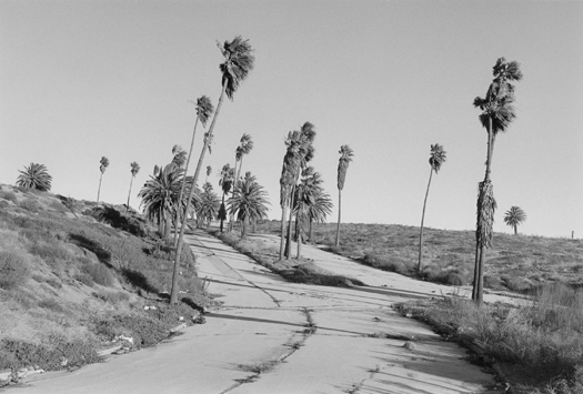 Vista del Mar, 1995 20 x 24 inches edition of 12 silver print