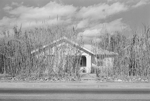 Tuscon, AZ, 1974 20 x 24 inches edition of 12 silver print
