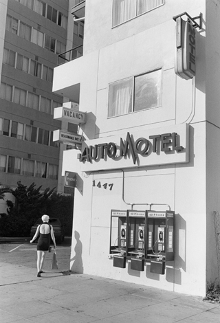 Santa Monica, CA, 1989 24 x 20 inches edition of 12 silver print