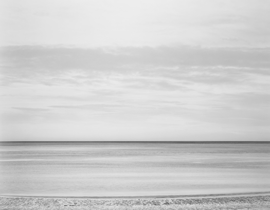 Morning, Tasman Sea, 2003 20 x 24 inches (edition of 25) 26 x 32 inches (edition of 10) 44 x 56 inches (edition of 5) silver print
