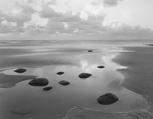 Afternoon, Tasman Sea, 2003 20 x 24 inches (edition of 25) 26 x 32 inches (edition of 10) 44 x 56 inches (edition of 5) silver print