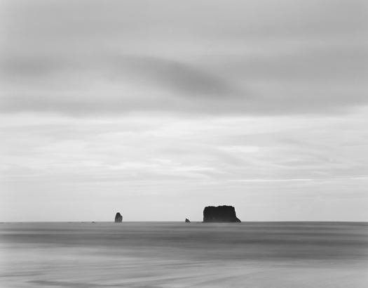 Dusk, Tasman Sea, 2004 20 x 24 inches (edition of 25) 26 x 32 inches (edition of 10) 44 x 56 inches (edition of 5) silver print