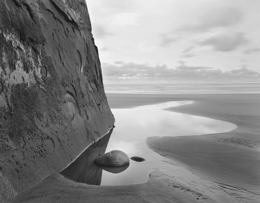 Tidepool, Tasman Sea, 2005 20 x 24 inches (edition of 25) 26 x 32 inches (edition of 10) 44 x 56 inches (edition of 5) silver print