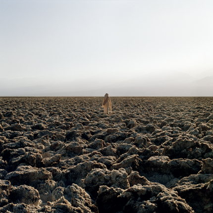 Mary Mattingly Dry Season, 2007 40 x 40 inches edition of 5 chromogenic dye coupler print mounted to dibond aluminum