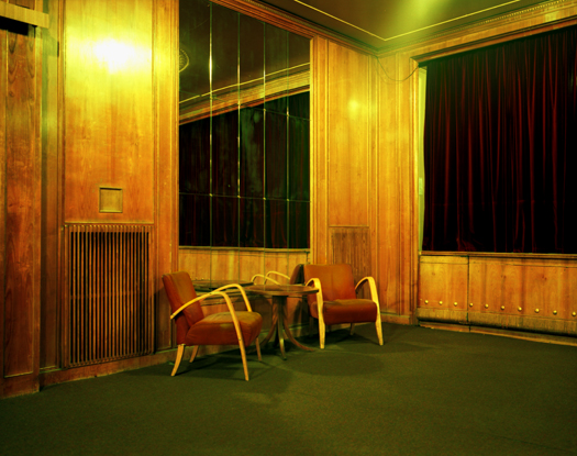 Volksbuhne, Berlin, 2006 36 x 43 inches 48 x 57 inches edition of 10 chromogenic dye coupler print