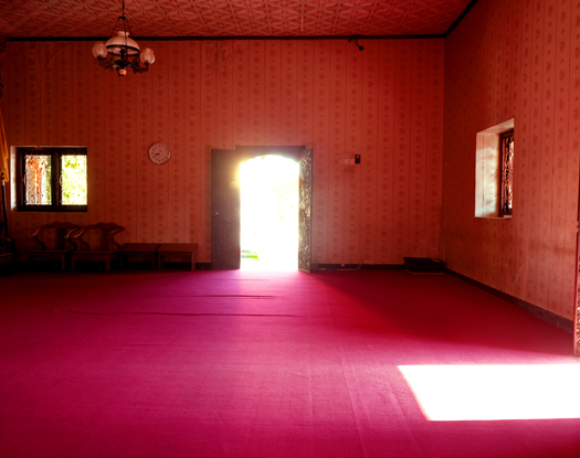 Brahmavihara Arama, Bali, Indonesia, 2005 36 x 43 inches 48 x 57 inches edition of 10 chromogenic dye coupler print