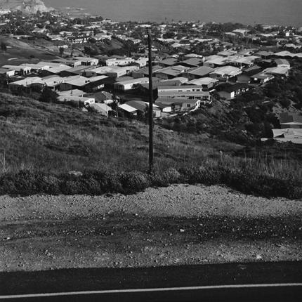 Palos Verdes Peninsula, California, 1977 (#SC2:276) 12.75 x 12.75 inches vintage silver print