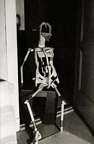 Hans Bellmer La Poupée, c.1935-36 4.5 x 3 inches silver print