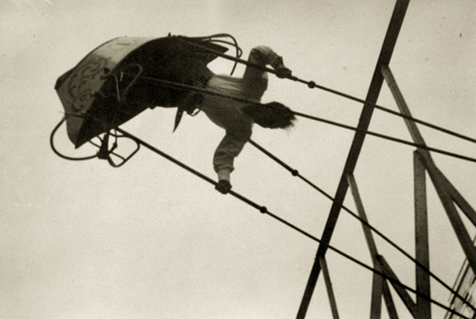 Imre Kinszki Untitled, 1930 2.5 x 3.75 inches vintage silver print