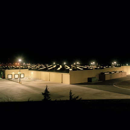 Wal-Mart, Indiana, 2006 38 x 38 inches edition of 10 archival pigment print