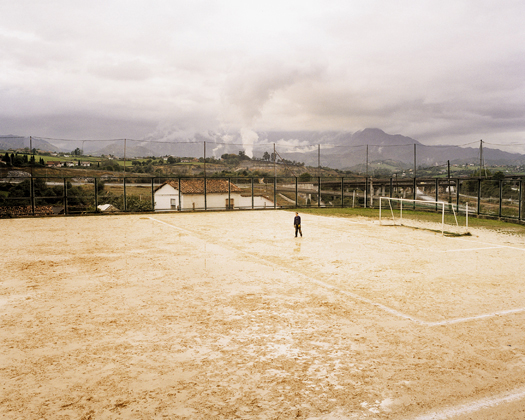 Oviedo, Spain, 2000 15 x 18.75 inches edition of 9 chromogenic dye coupler print