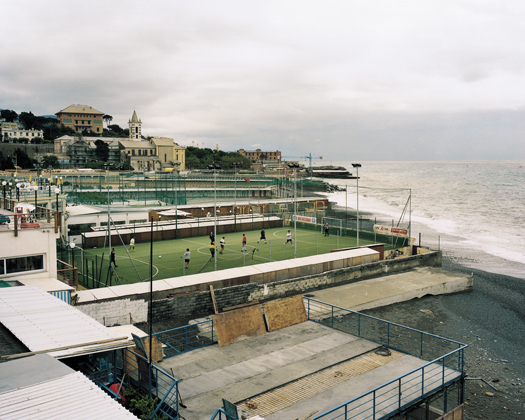 Genoa, Italy, 2002 22 x 27.5 inches edition of 9 chromogenic dye coupler print