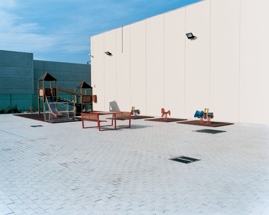 Bari I, Italy, 2003 15 x 18.75 inches edition of 9 chromogenic dye coupler print