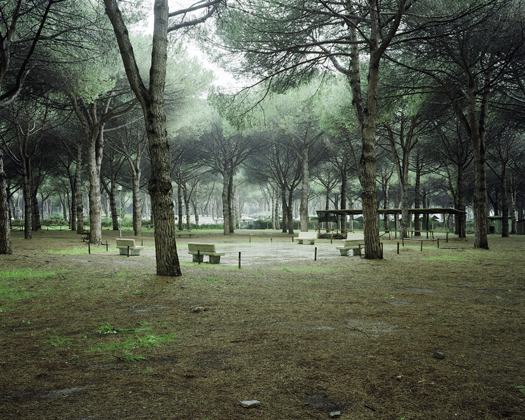 Anzio I, Italy, 2001 15 x 18.75 inches edition of 9 chromogenic dye coupler print