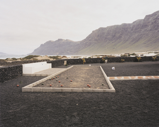 Famara, Lanzarote, 1999 15 x 18.75 inches edition of 9 chromogenic dye coupler print