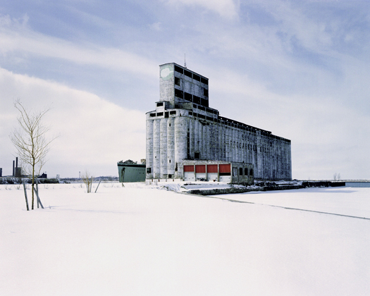 Buffalo, USA, 2004 15 x 18.75 inches edition of 9 chromogenic dye coupler print