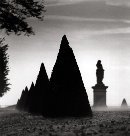 Ground Mist, Saint-Germain-En-Laye, France, 1996 7.5 x 7.5 inches edition of 45 toned silver print