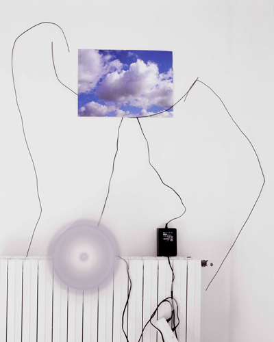 Les Zozios, Roto Cloud, 2004 24 x 20 inches edition of 20 chromogenic dye coupler print