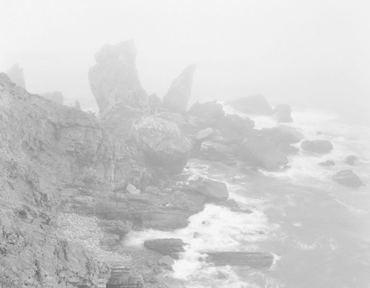 Sonoma County Coast, 2001 20 x 24 inches (edition of 25) 26 x 32 inches (edition of 10) 44 x 56 inches (edition of 5) silver print
