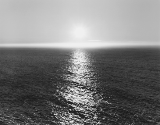 Sundown, Hurricane Point, 2000 20 x 24 inches (edition of 25) 26 x 32 inches (edition of 10) 44 x 56 inches (edition of 5) silver print