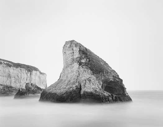 Monument Rock, 2001 20 x 24 inches (edition of 25) 26 x 32 inches (edition of 10) 44 x 56 inches (edition of 5) silver print