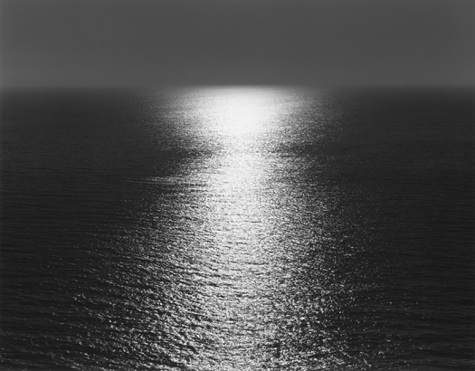 Light on the Pacific, 2000 20 x 24 inches (edition of 25) 26 x 32 inches (edition of 10) 44 x 56 inches (edition of 5) silver print