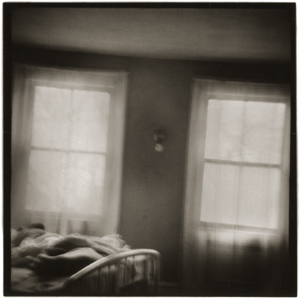 Two Windows, Coolville, Ohio, 1971 10 x 8 inches vintage silver print