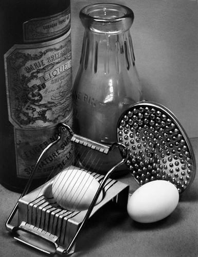 Still Life, San Francisco, California, c.1932 19.5 x 15 inches silver print